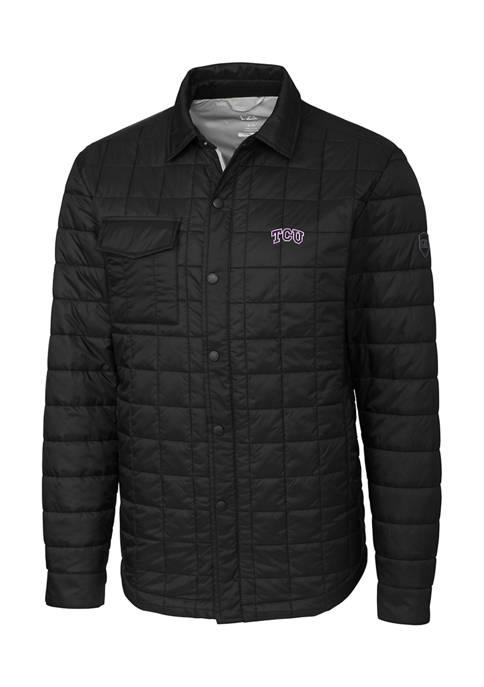 Big & Tall NCAA TCU Horned Frogs Rainier Shirt Jacket