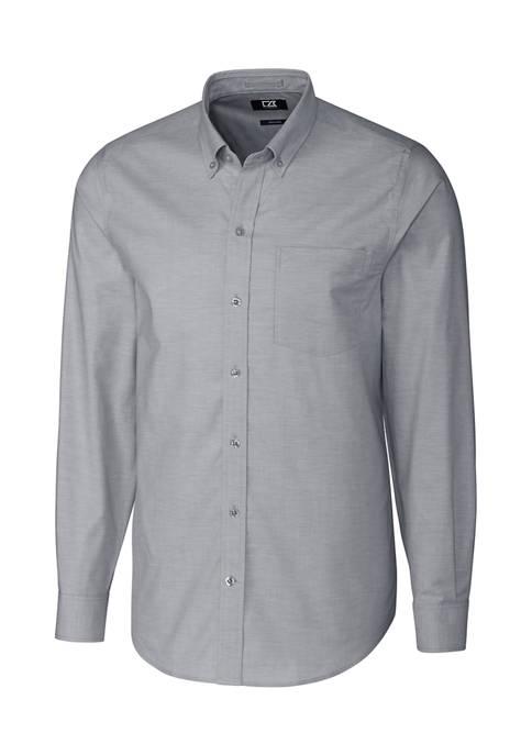 Big & Tall Stretch Oxford Dress Shirt