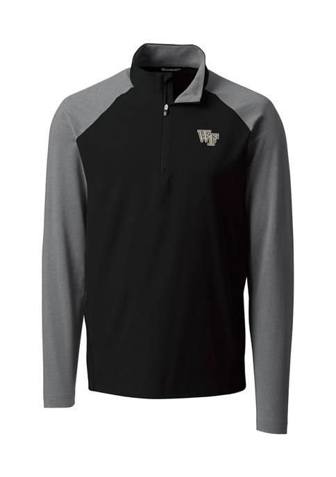 NCAA Wake Forest Demon Deacons Response Hybrid Half-Zip