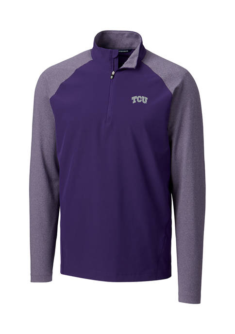 Cutter & Buck NCAA TCU Horned Frogs Response