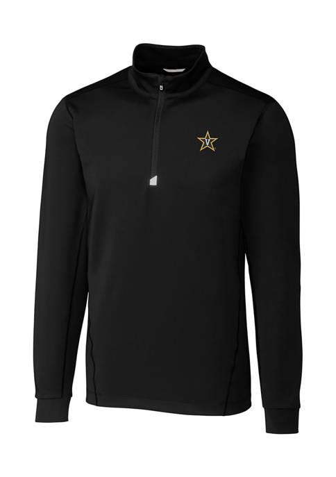 NCAA Vanderbilt Commodores Traverse Half Zip Jacket