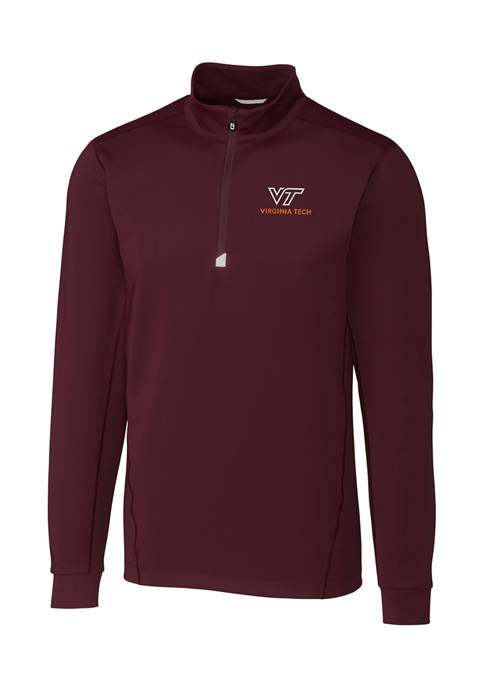 NCAA Virginia Tech Hokies Traverse Half Zip