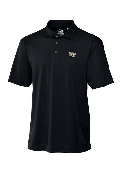 NCAA Wake Forest Demon Deacons DryTec Polo