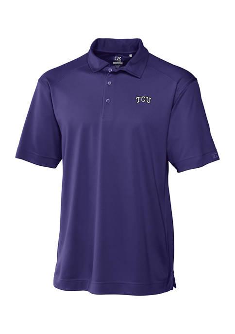 NCAA TCU Horned Frogs DryTec Polo Shirt