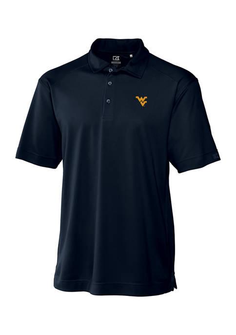NCAA West Virginia Mountaineers DryTec Polo Shirt