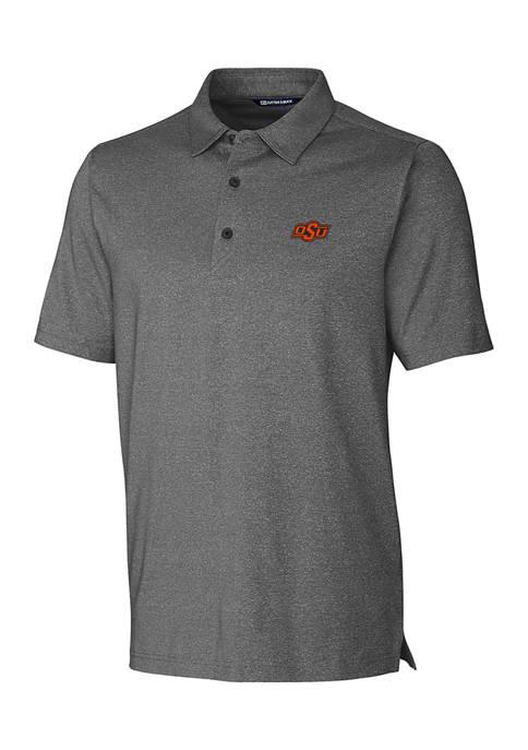 NCAA Oklahoma State Cowboys Forge Heather Polo Shirt