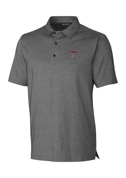 NCAA Texas Tech Red Raiders Forge Heather Polo Shirt