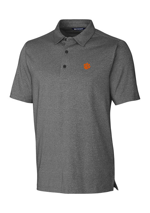Cutter & Buck NCAA Clemson Tigers Forge Heather