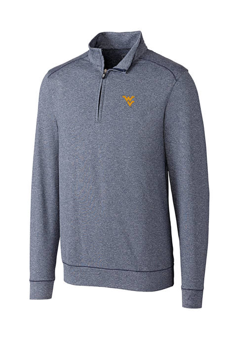 Cutter & Buck NCAA West Virginia Mountaineers Shoreline