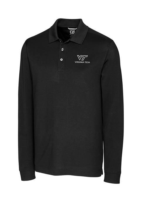 NCAA Virginia Tech Hokies Advantage Polo