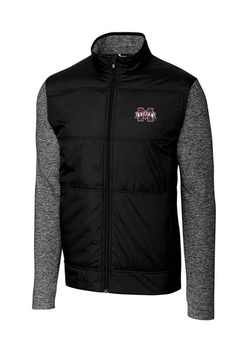 NCAA Mississippi State Bulldogs Stealth Full Zip Jacket