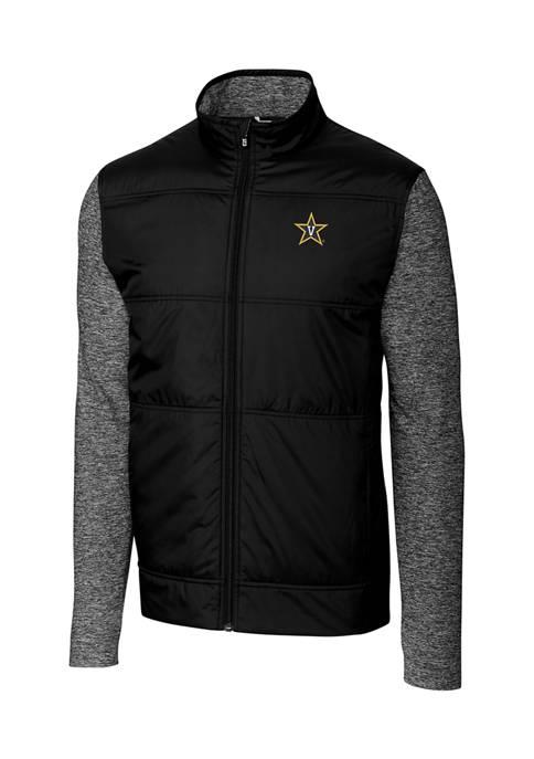 NCAA Vanderbilt Commodores Stealth Full Zip Jacket