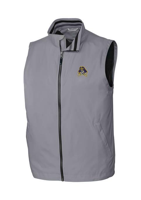 NCAA East Carolina Pirates Nine Iron Vest