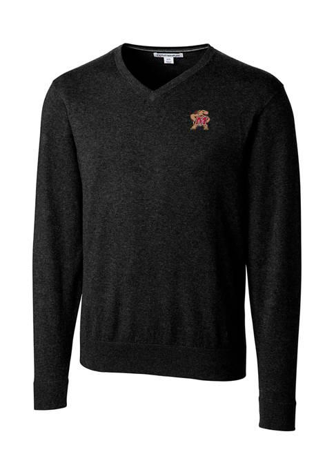 NCAA Maryland Terrapins Lakemont V-Neck Shirt