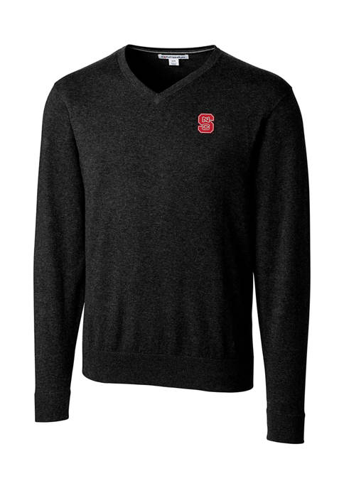 NCAA NC State Wolfpack Lakemont V-Neck Sweater