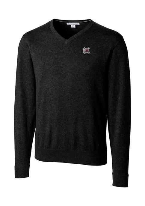 NCAA South Carolina Gamecocks Lakemont V-Neck Shirt