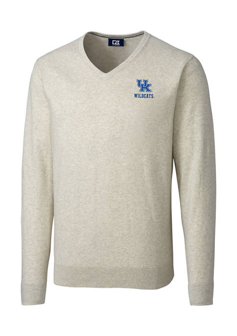 NCAA Kentucky Wildcats Lakemont V-Neck Sweater