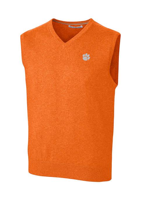 Cutter & Buck NCAA Clemson Tigers Lakemont Vest