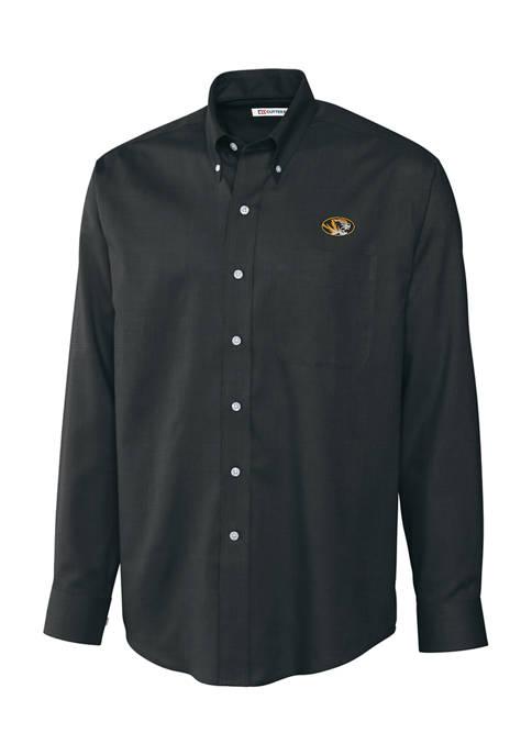 Cutter & Buck NCAA Missouri Tigers Nailshead Shirt