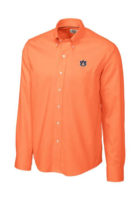 Cutter & Buck NCAA Auburn Tigers Nailshead Shirt
