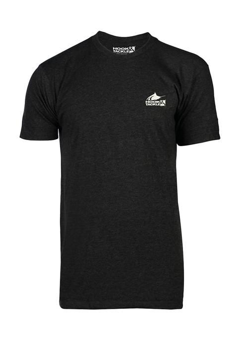 Hook & Tackle Piano Marlin T-Shirt