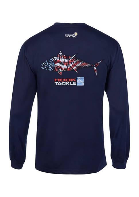 Hook & Tackle American Tuna Performance Fishing Long