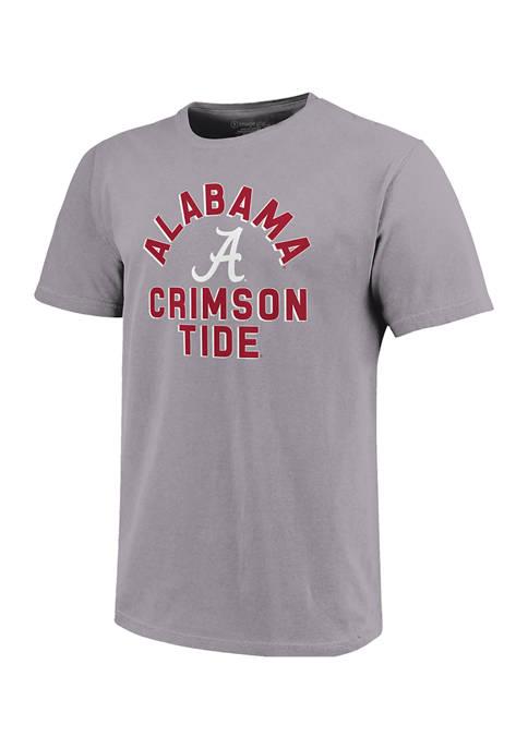 Image One NCAA Alabama Crimson Tide Short Sleeve