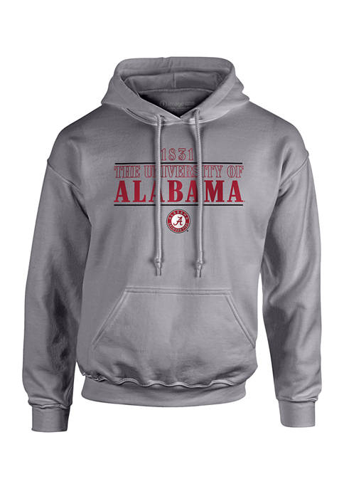 Image One NCAA Alabama Crimson Tide Hooded University