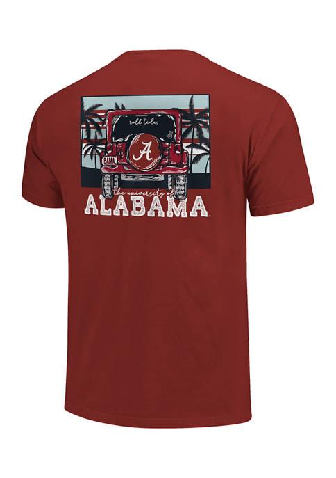 Image One NCAA Alabama Crimson Tide Jeep Adventure
