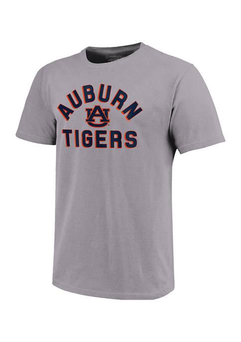 Image One NCAA Auburn Tigers Retro Stack Short