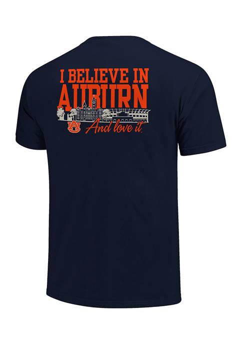 Image One NCAA Auburn Tigers Auburn Creed Believe