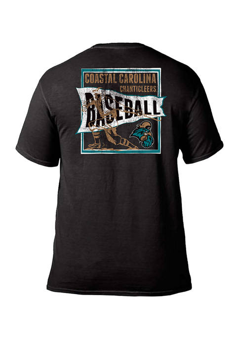 Image One NCAA Coastal Carolina Chanticleers Comfort Color