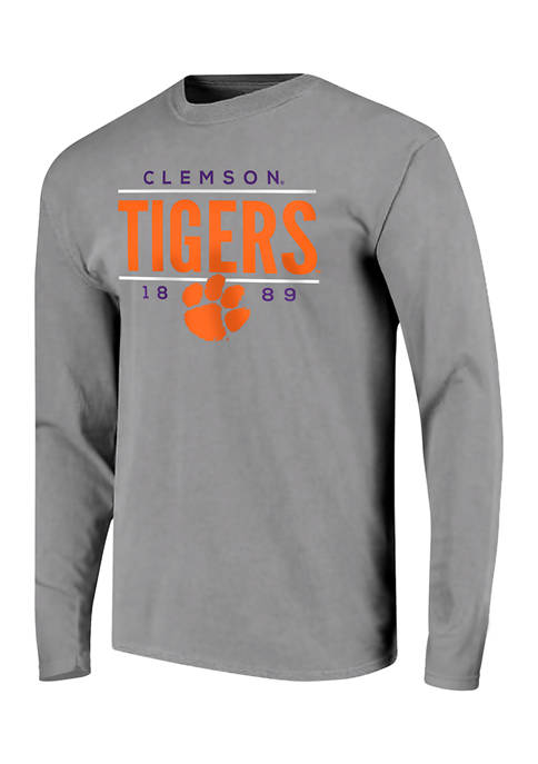 Image One NCAA Clemson Tigers Traditional Long Sleeve