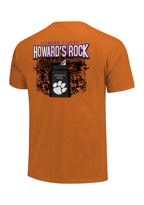 Image One NCAA Clemson Tigers Howards Rock Graphic