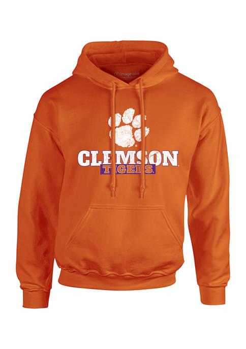 NCAA Clemson Tigers School Pride Hooded Sweatshirt