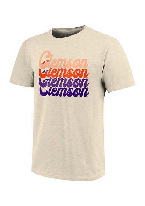 NCAA Clemson Tigers Expanded Script T-Shirt