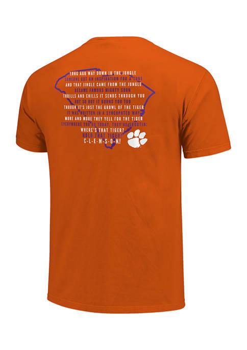 NCAA Clemson Tigers Fight Song T-Shirt