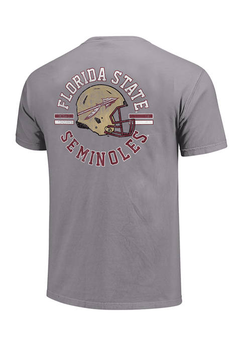 NCAA Florida State Seminoles Helmet Arch T-Shirt
