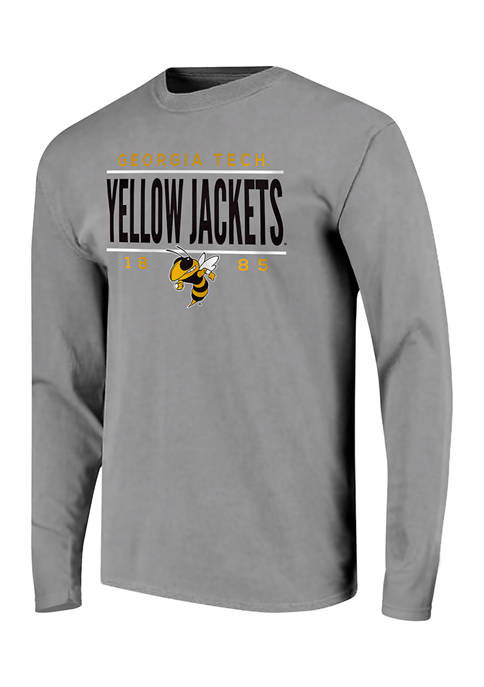 NCAA Georgia Tech Yellow Jackets Traditional Long Sleeve T-Shirt