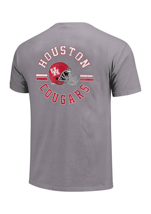 Image One NCAA Houston Cougars Helmet Arch Short