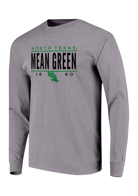 NCAA North Texas Mean Green Traditional Long Sleeve T-Shirt