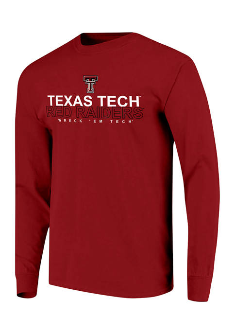 Image One NCAA Texas Tech Red Raiders Overtype