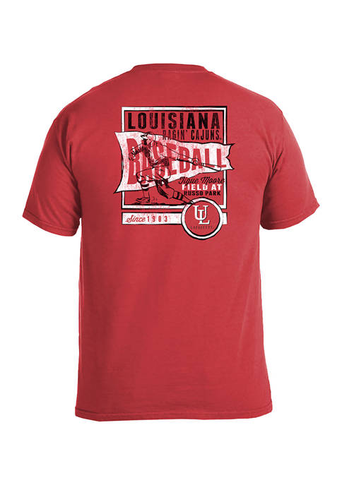 Image One NCAA Louisiana Ragin Cajuns Comfort Color