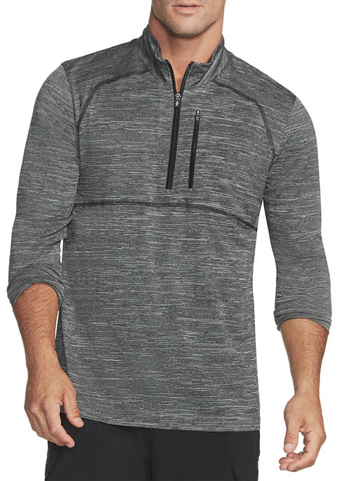 On The Road Quarter Zip Pullover