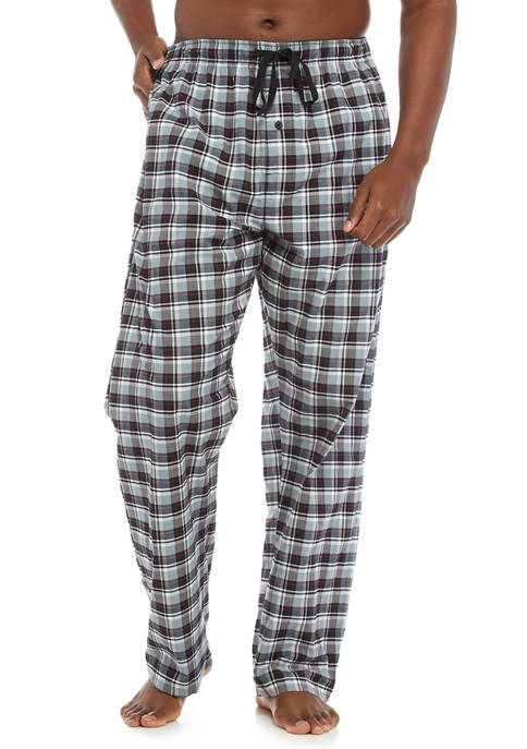 Hanes® Mens Woven Stretch Sleep Pants