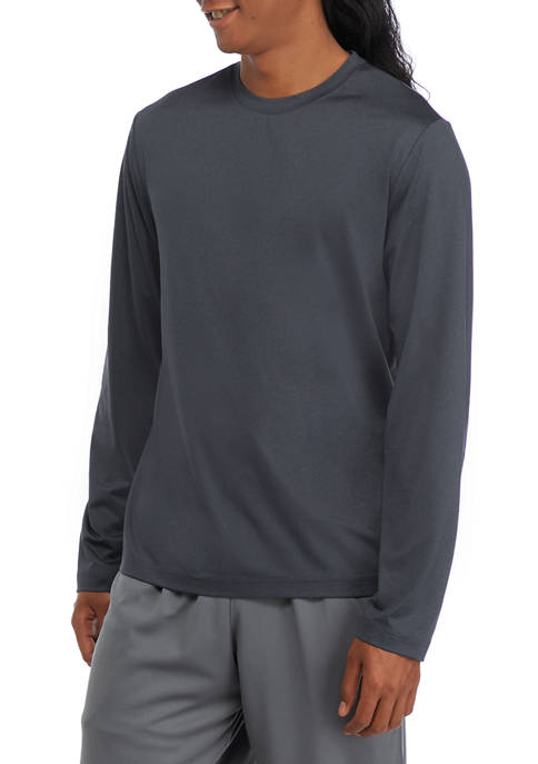 Long Sleeve Heather T-Shirt