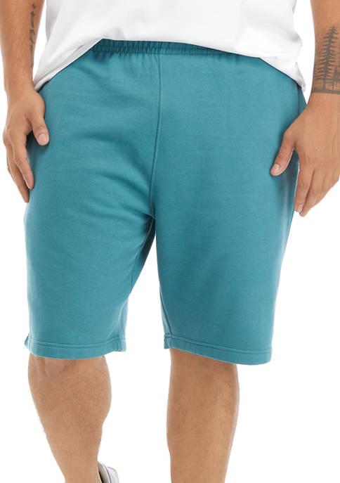 Big & Tall Fleece Shorts
