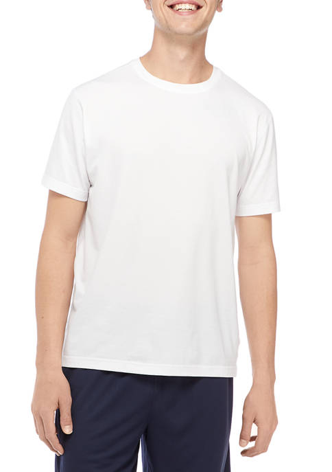 Short Sleeve Solid T-Shirt