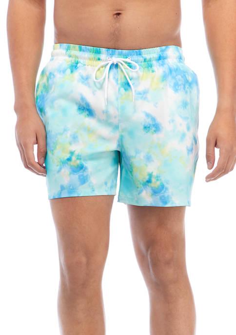 Cabana by Crown & Ivy™ Sky Tie Dye