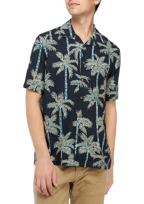 Ocean & Coast® Short Sleeve Printed Fishing Shirt